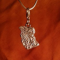 Chinesisches Drache Charms