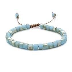 Grün-Blau Kristall Armband ZMZY