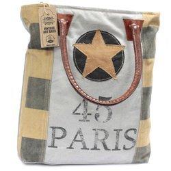 Vintage Handtasche- Paris Star