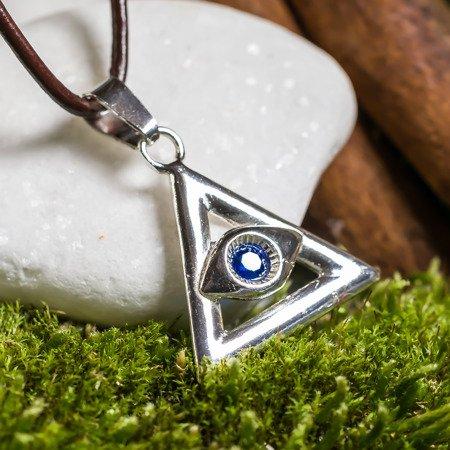 Auge der Propheten Talisman aus Silber 925