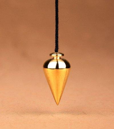 Grund Pendel Messing 3,7cm