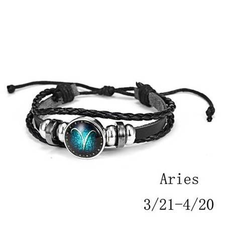 Widder - Armband mit Sternzeichen